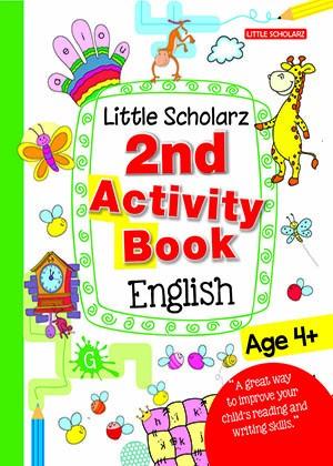 Little Scholarz 2nd Activity Book English