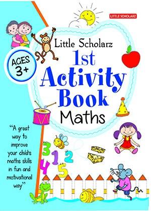 Little Scholarz 1st Activity Book Maths