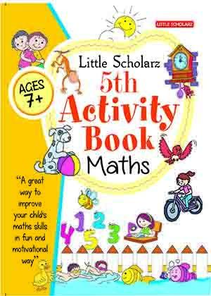 Little Scholarz 5th Activity Book Maths