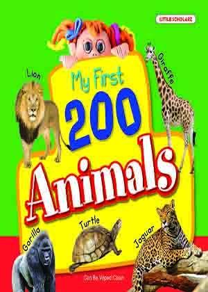 My first 200 animals