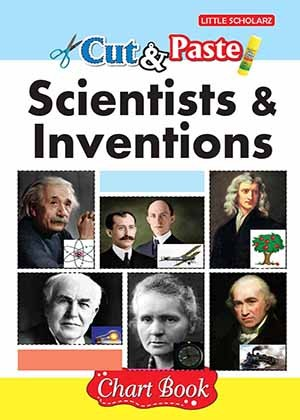 Cut & Paste - Scientists & Inventions