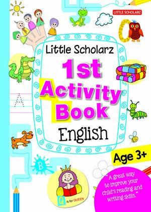 Little Scholarz 1st Activity Book English