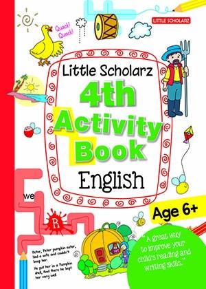 Little Scholarz 4th Activity Book English