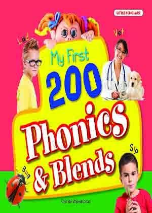 My first 200 phonics