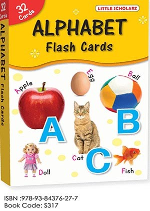 Big Flash Cards Alphabet