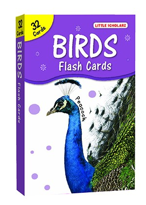 Big Flash Cards Birds