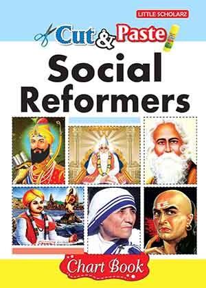 Cut & Paste - Social Reformers