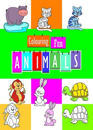Colouring Fun - Animals